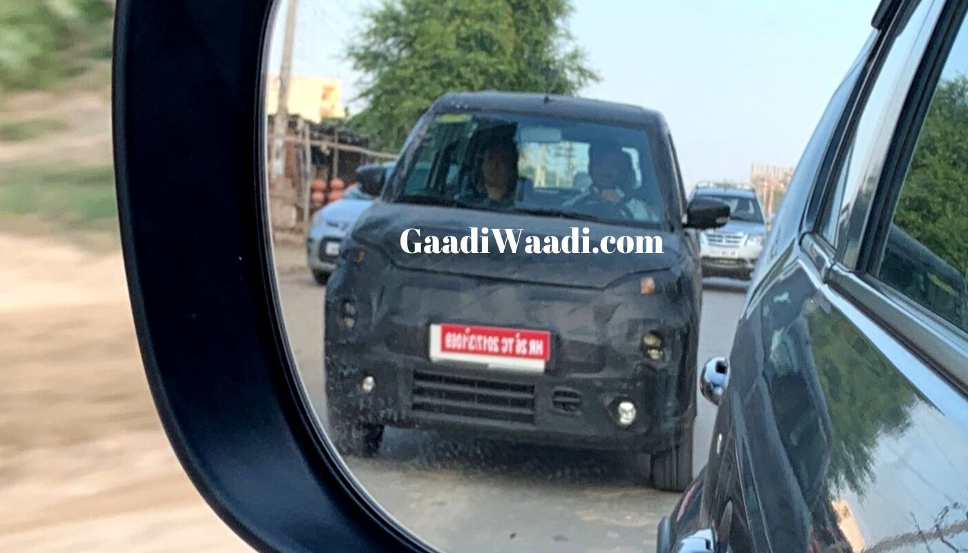 2019 wagon r stingray xl5 front spied