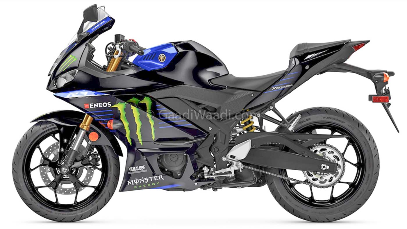 2019 yamaha r3 Monster Edition-8