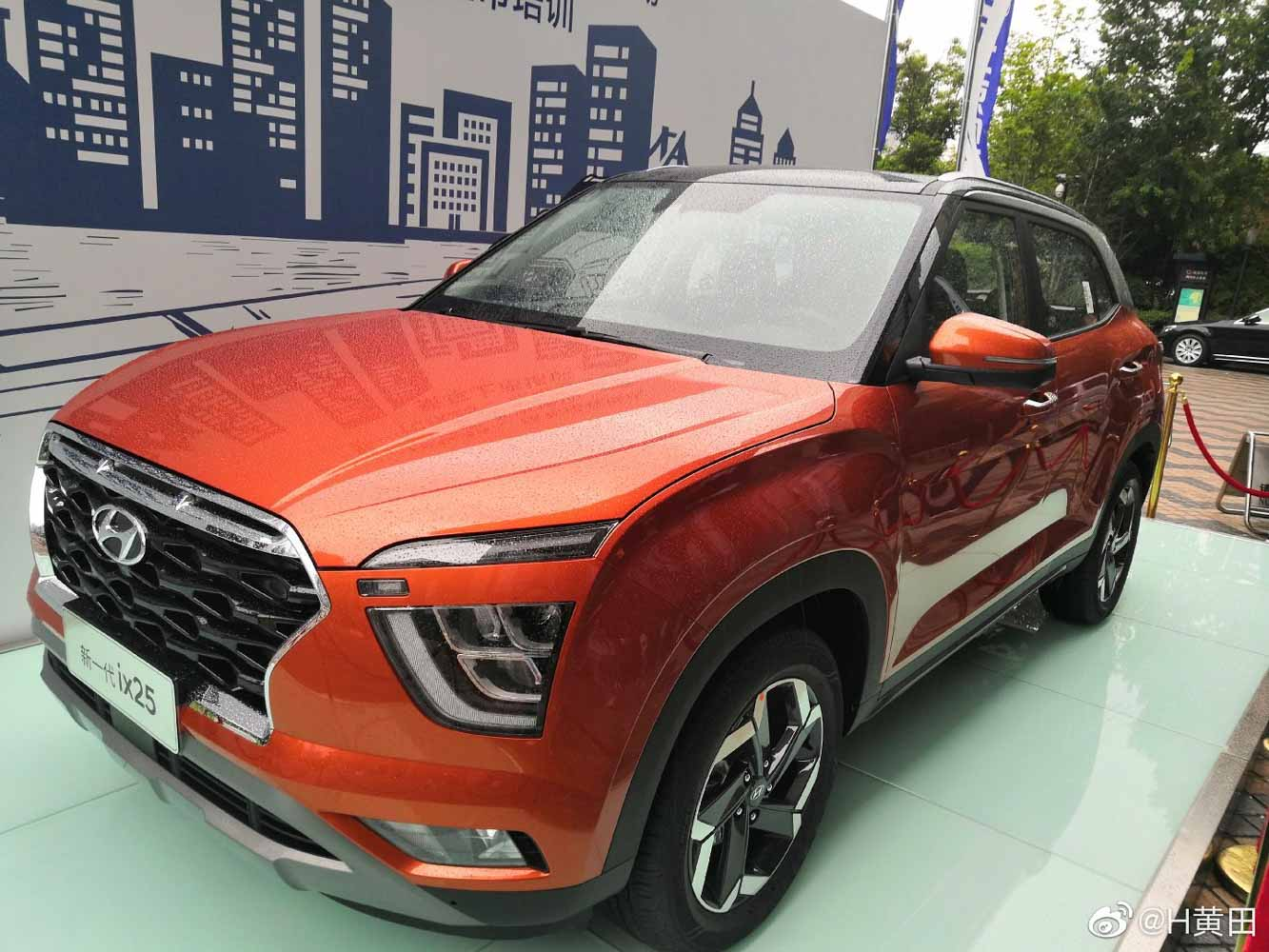 New 2020 Hyundai Creta Ix25 Seen Inside Out Clear Pics