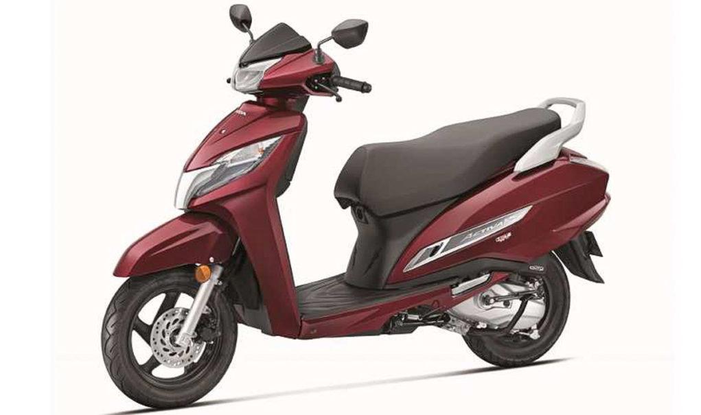2020 Honda Activa 125 BS6-2