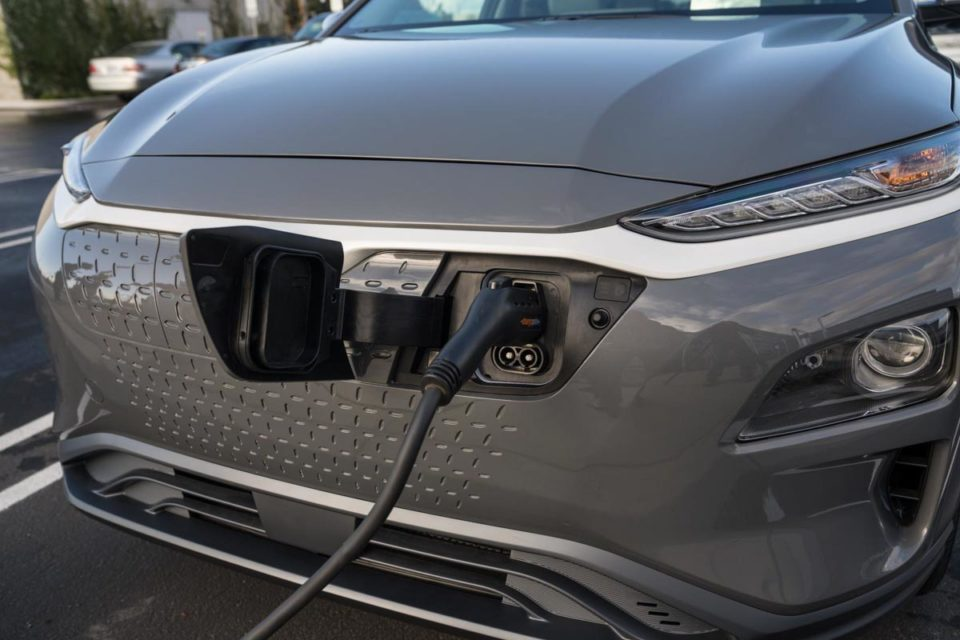 2020 Hyundai Kona Electric Charger