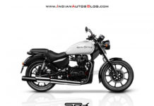 2020 Royal Enfield Thunderbird Cruiser