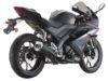 2020 Yamaha YZF-R15 V3.0 Black Matte 1