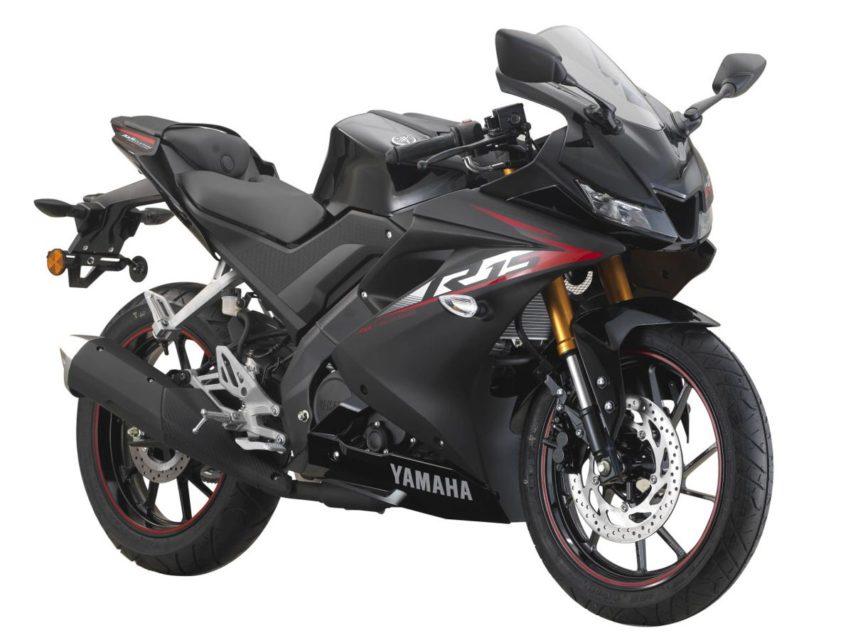 2020 Yamaha YZF-R15 V3.0 Black Matte