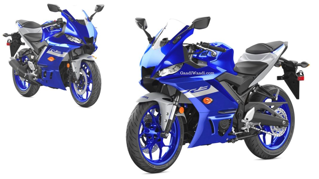 2020 Yamaha YZF-R3 gets two new colour 1