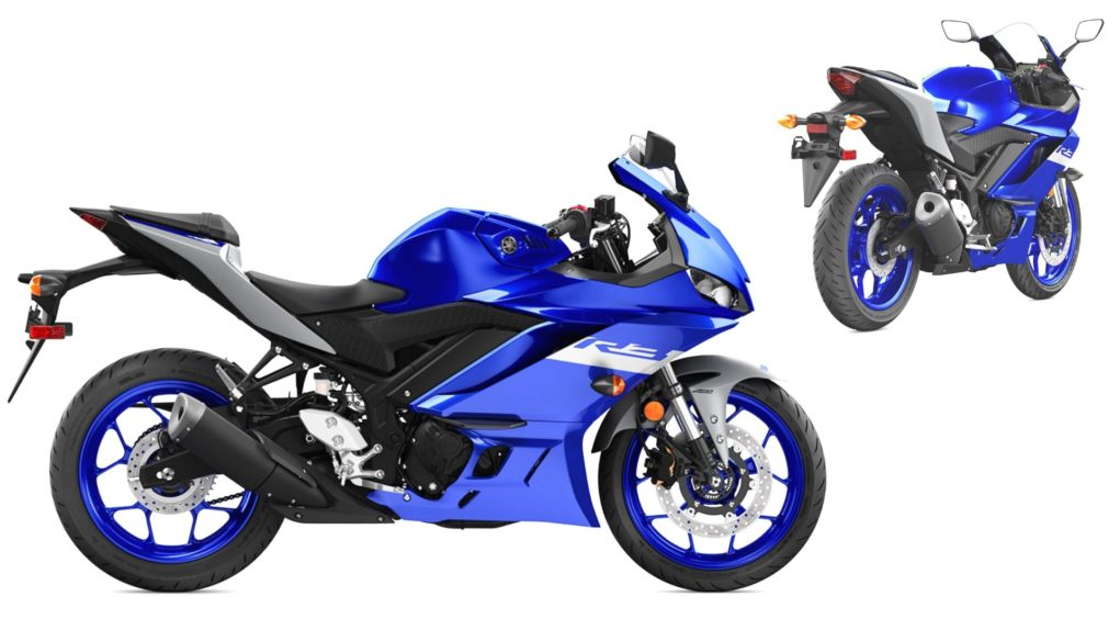 2020 Yamaha YZF-R3 gets two new colour 3