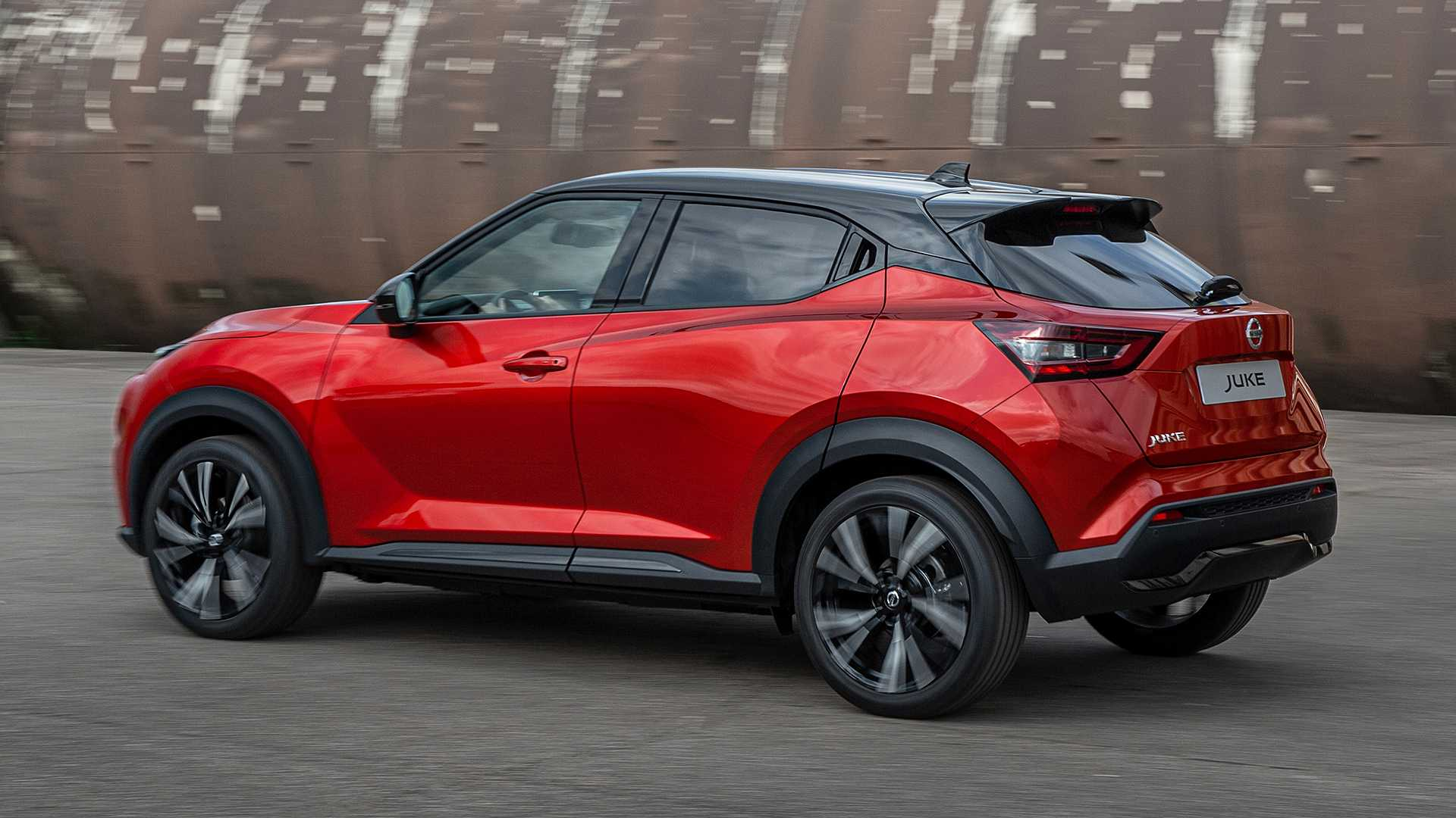 2020 Nissan Juke Is Bigger, Bolder And Quirkier Than ...