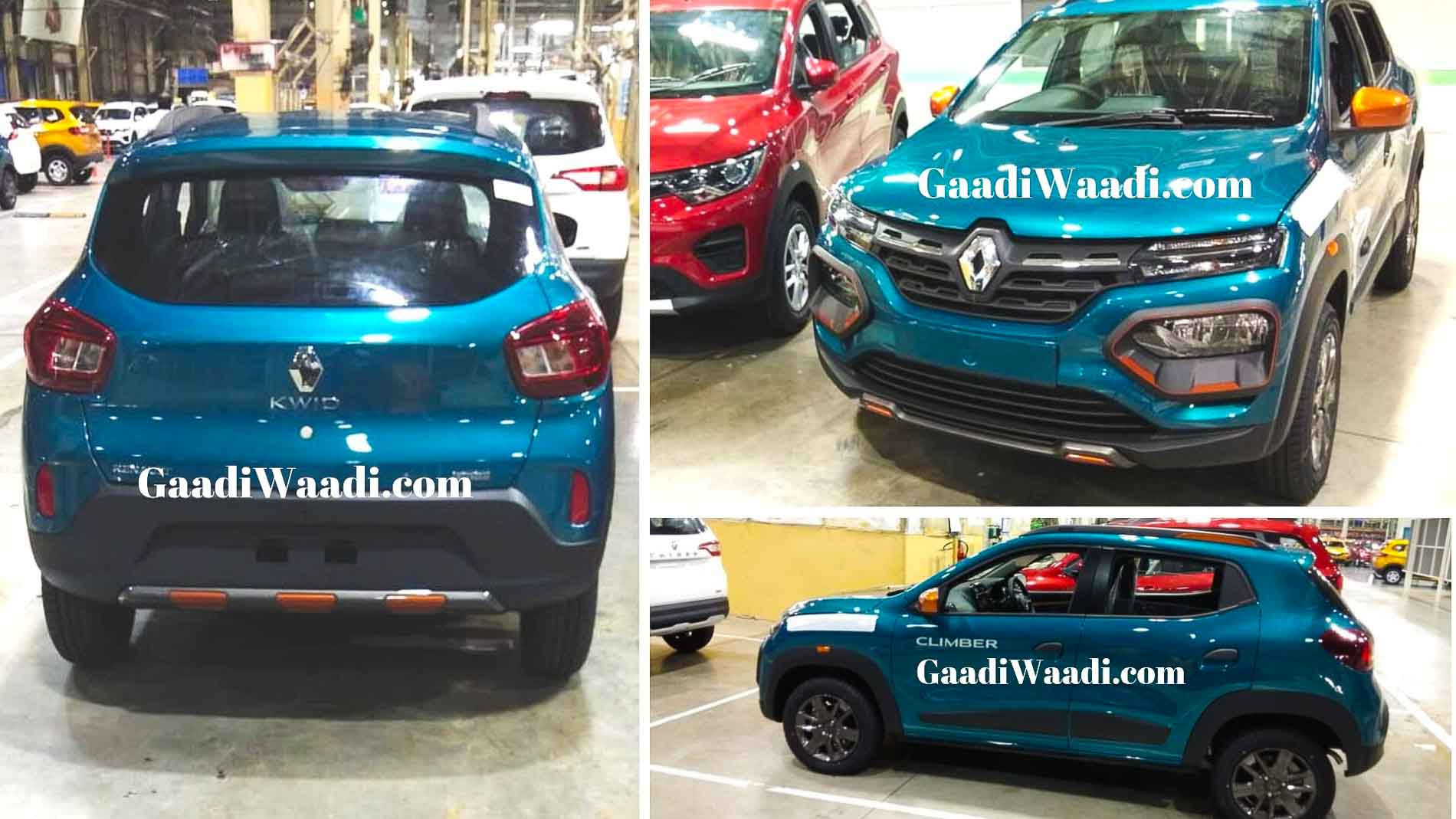 2015 - [Renault] Kwid [BBA] (Inde) [BBB] (Brésil) - Page 33 2020-renault-kwid-climber-facelift-pics-1