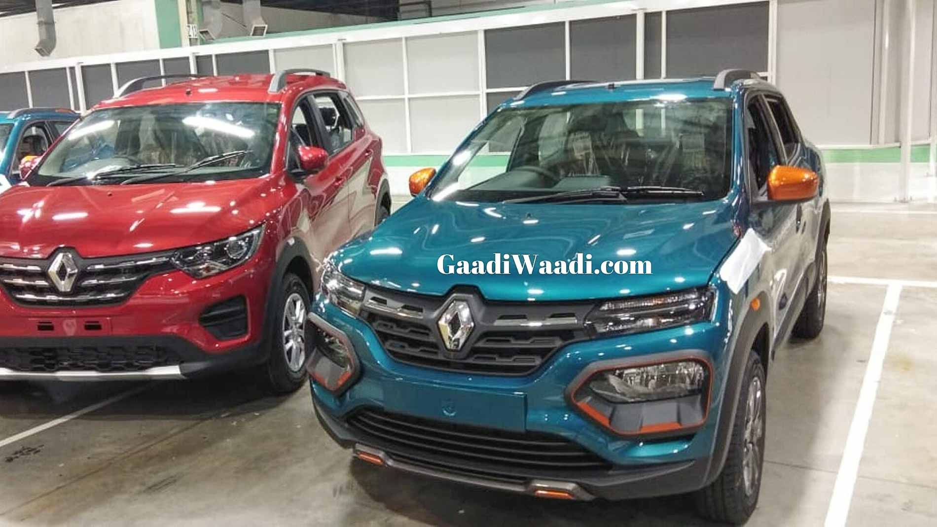 2020 Renault Kwid Exterior and Interior