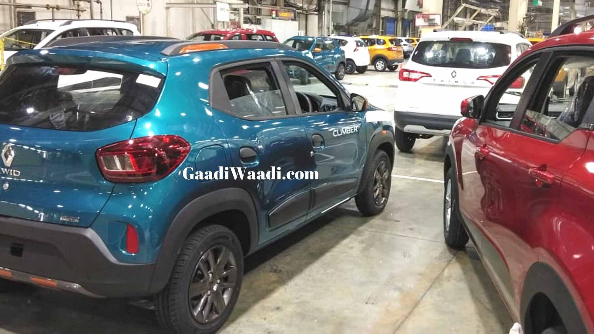 2015 - [Renault] Kwid [BBA] (Inde) [BBB] (Brésil) - Page 33 2020-renault-kwid-climber-facelift-pics-5