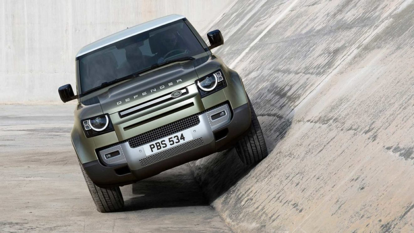 Land Rover unveils all-new version of its iconic Defender