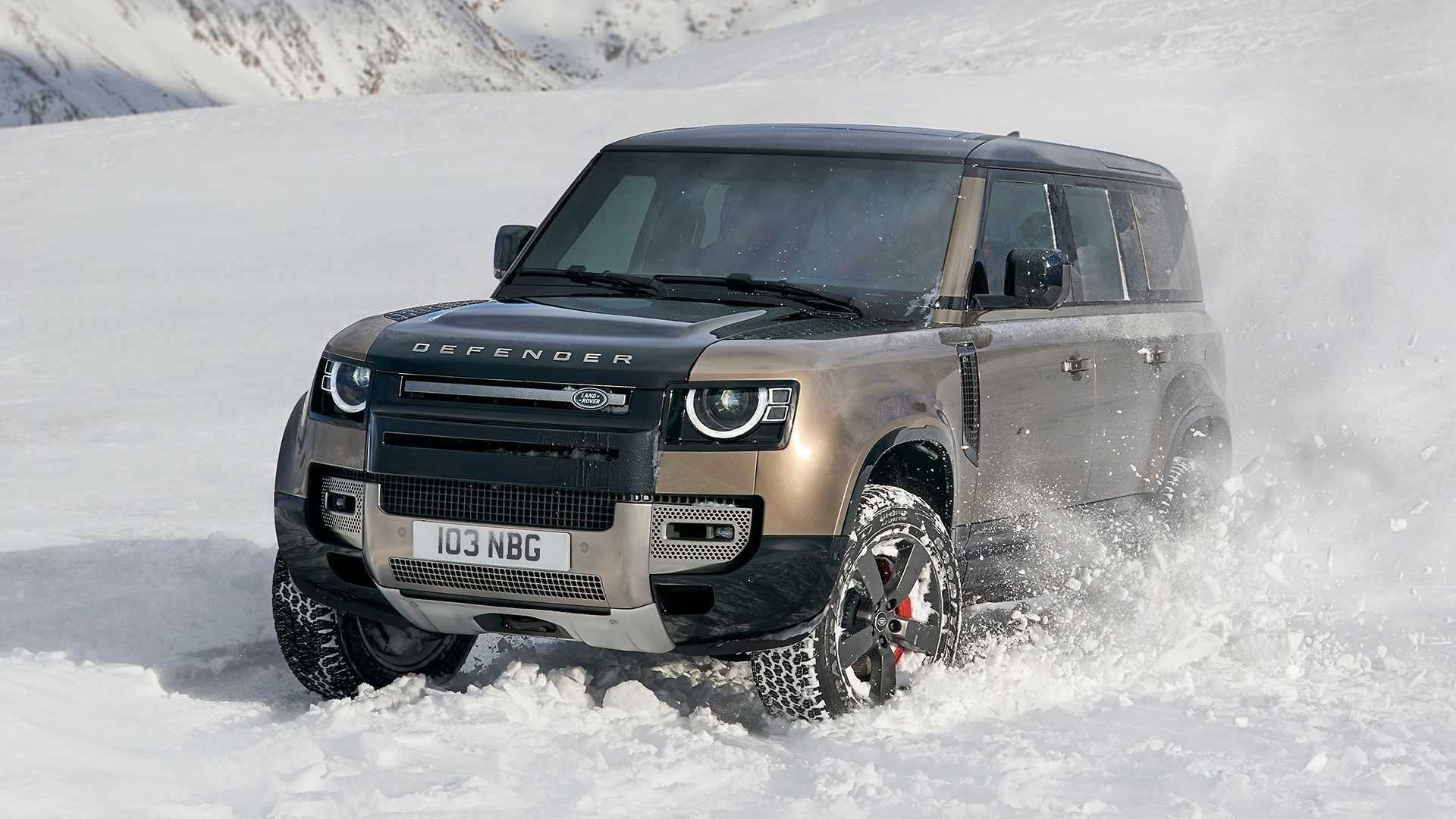 Tata's JLR Introduces 2020 Defender From Rs. 35 Lakh ...