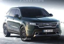 All-New 2020 Kia Sorento SUV-1
