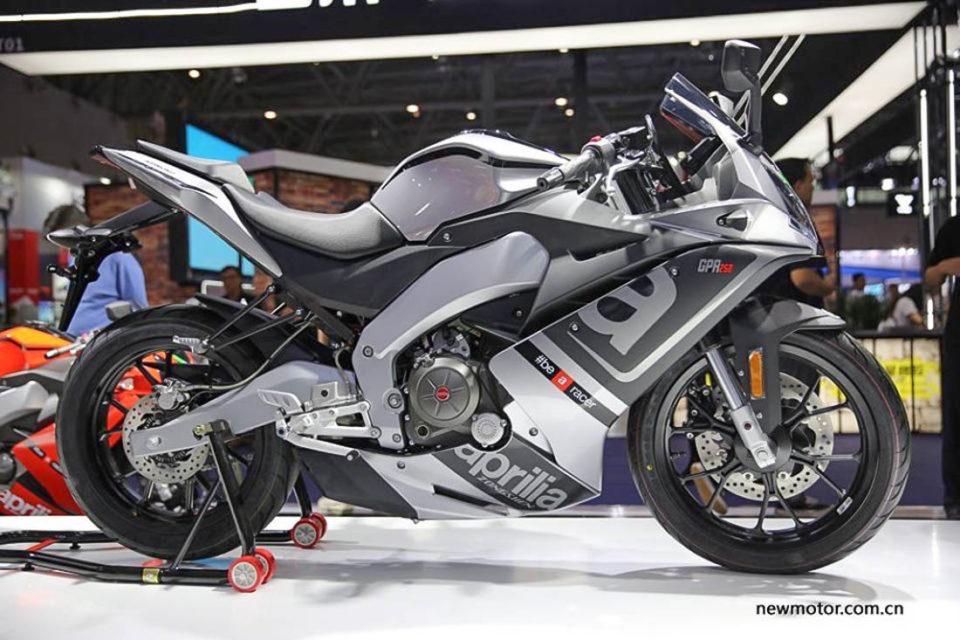 Aprilia GPR 250-3