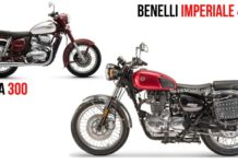 Benelli Imperiale 400 VS Jawa 300 Spec Comparison