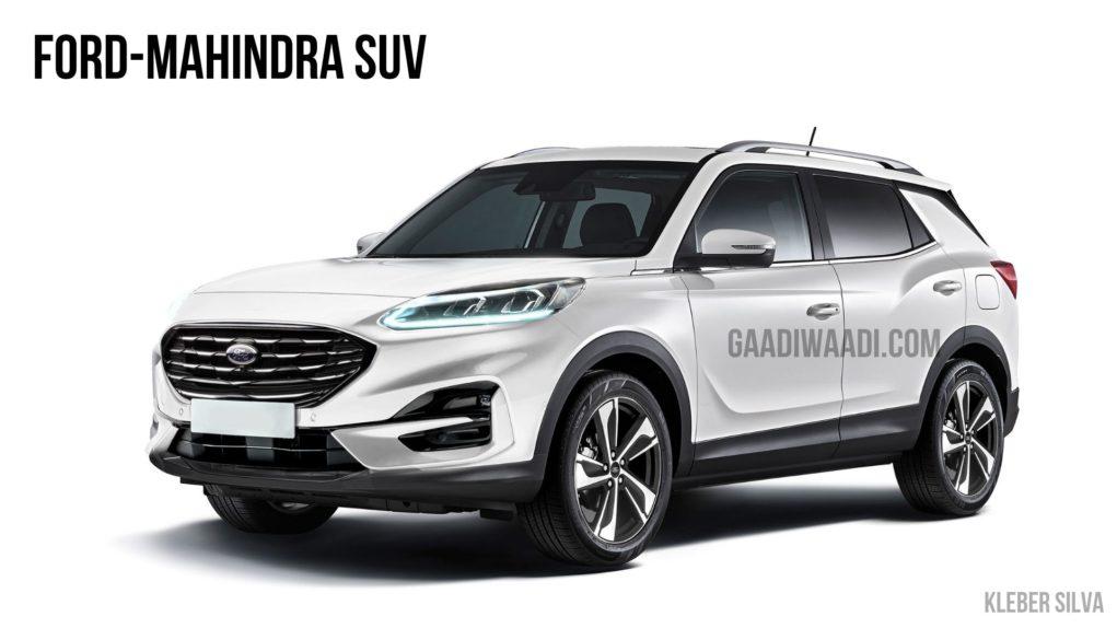 Ford-Mahindra SUV