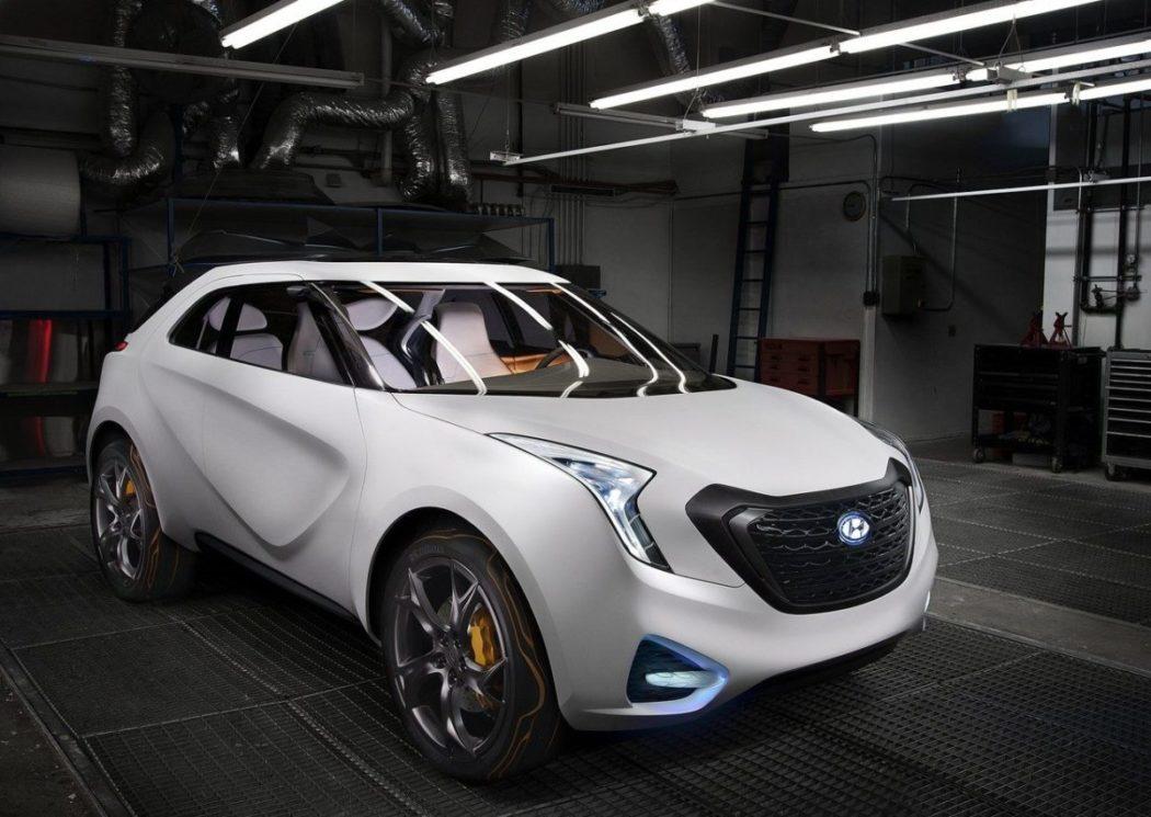 Hyundai Ax Micro Suv Concept Could Debut At 2020 Auto Expo