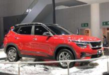 Kia KX3 China (Seltos)