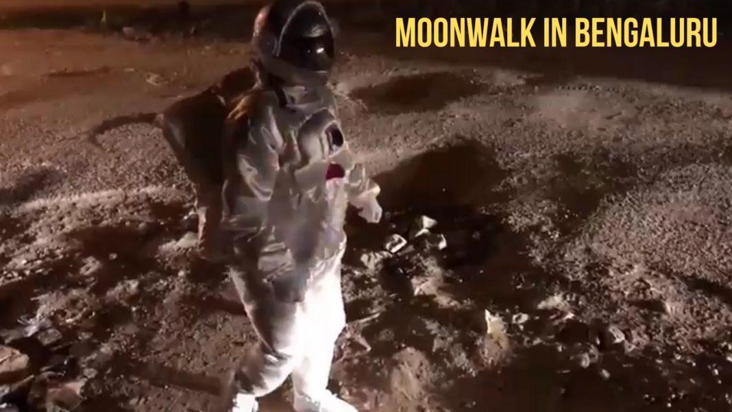 Moonwalk in Bengaluru