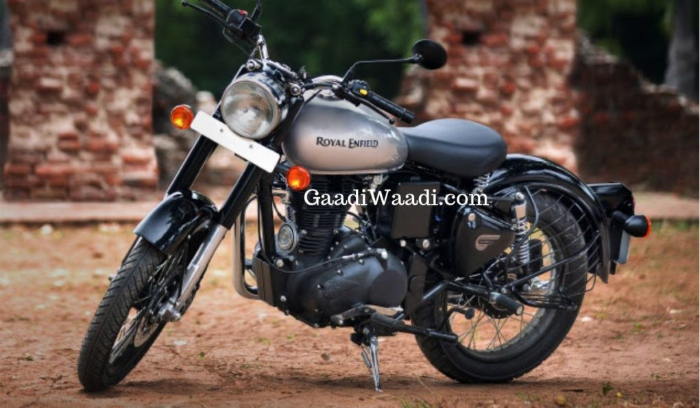New Variant Of Royal Enfield Classic 350 Launched At Rs. 1.45 Lakh