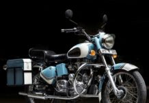 ROYAL ENFIELD BULLET 3503