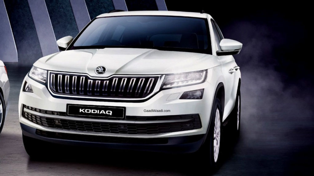 Skoda Kodiaq And Superb Corporate Editions Launched In India 2