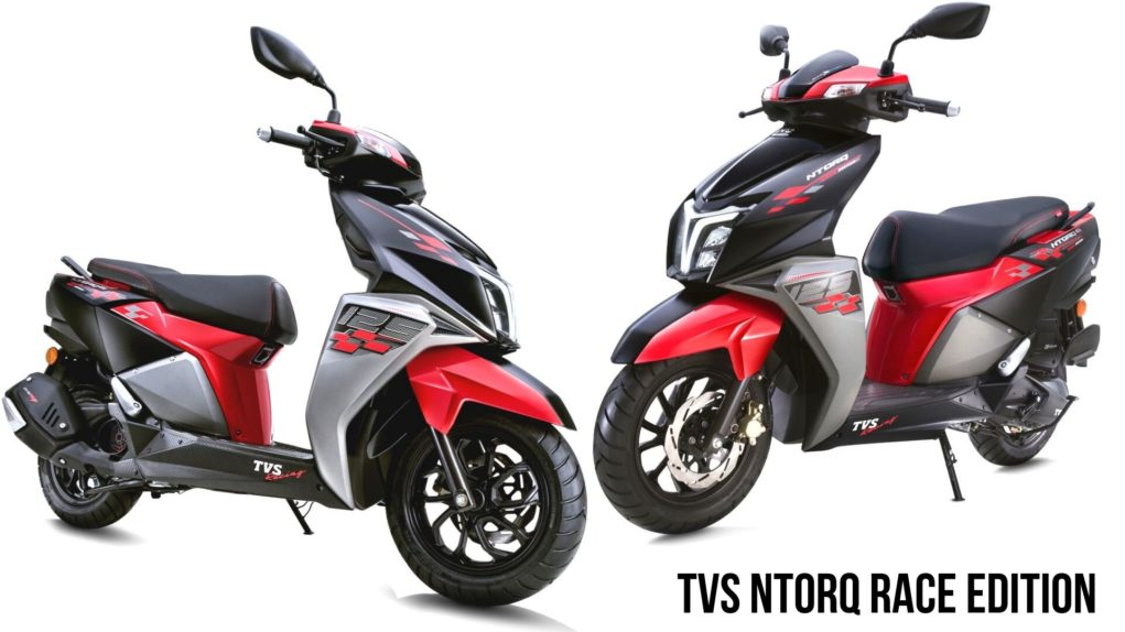 TVS Ntorq Race Edition