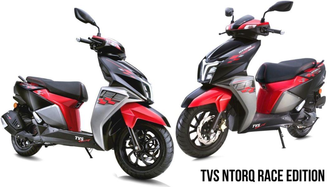 TVS Ntorq Race Edition