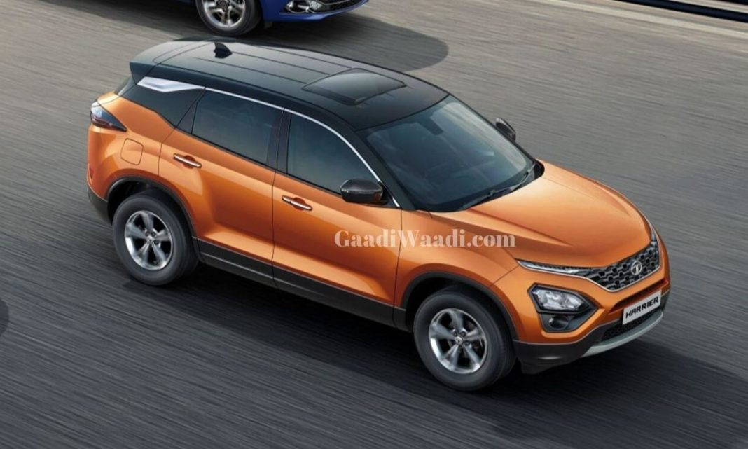 Tata Harrier Pro Edition