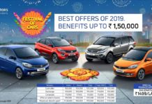 Tata Officially Announces Discounts Upto 1.5 Lakh - Hexa, Tiago, Tigor, Nexon