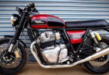This Custom Royal Enfield Takes Its Styling Inspiration From Triumph Bobber 3