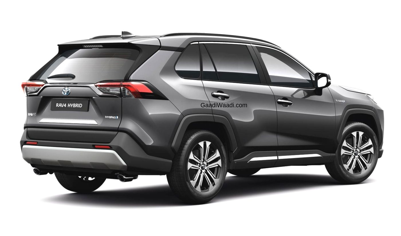 Toyota RAV4 Hybrid Could Be The SUV The Brand Needs For India