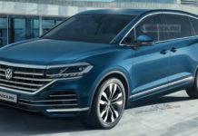 Volkswagen Viloran MPV 1