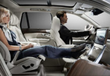 Volvo XC90 Excellence Lounge 4