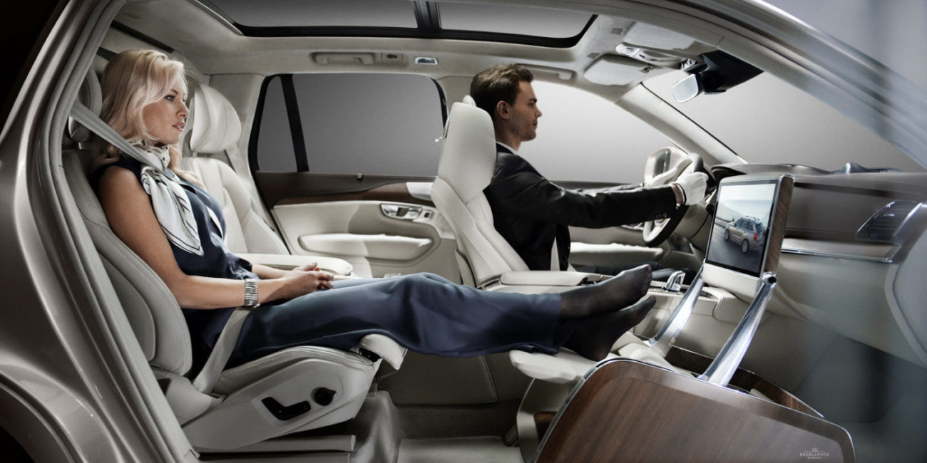 3-Seater Volvo XC90 Excellence Lounge Launched At Rs. 1.42 Crores - GaadiWaadi.com thumbnail