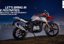bmw g310 gs sep 2019 discount