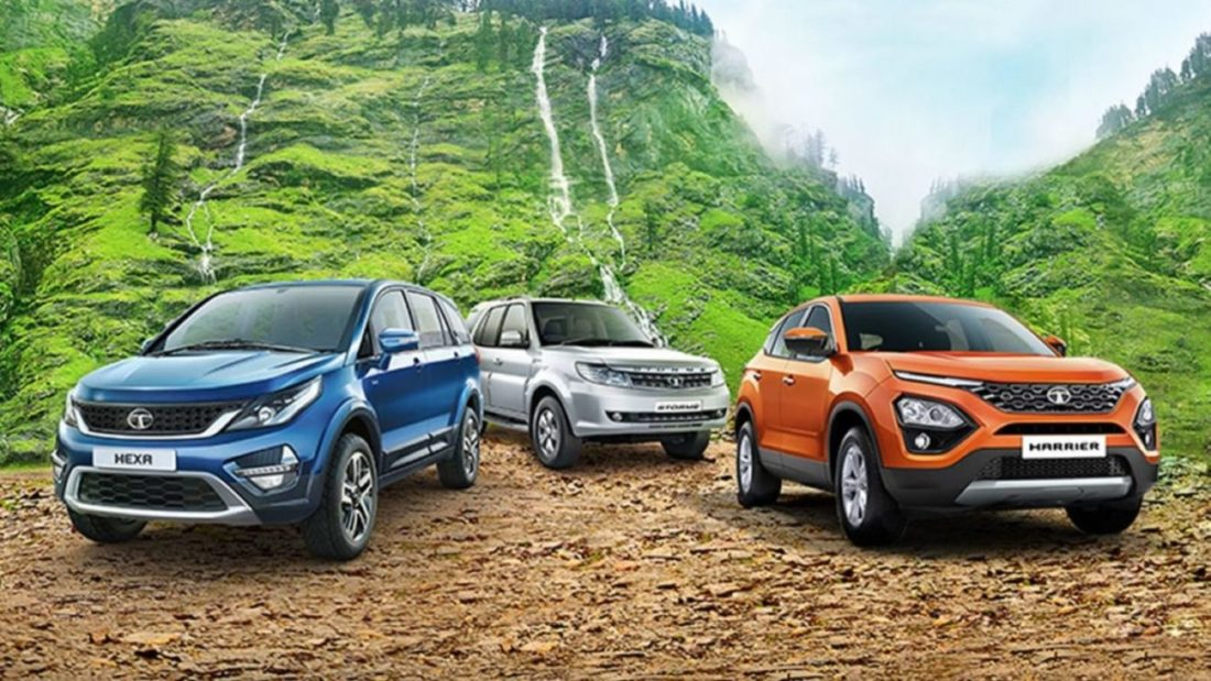 Tata CY2019 Sales Analysis – Nexon, Tiago, Harrier, Safari, Tigor, Hexa