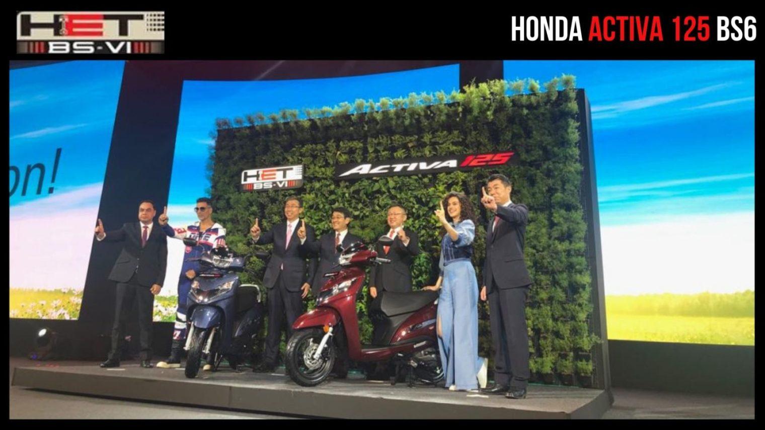 Honda Activa 125 BS6 Launched – 5 Things To Know - GaadiWaadi.com thumbnail