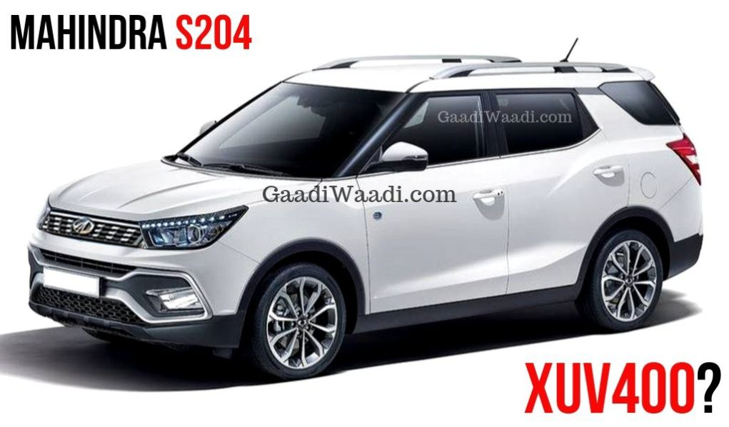 mahindra xuv400 7-seat xuv300