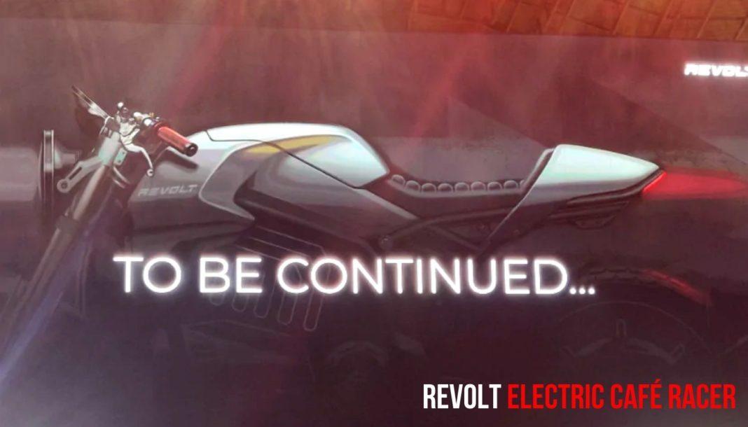revolt Electric Café Racer