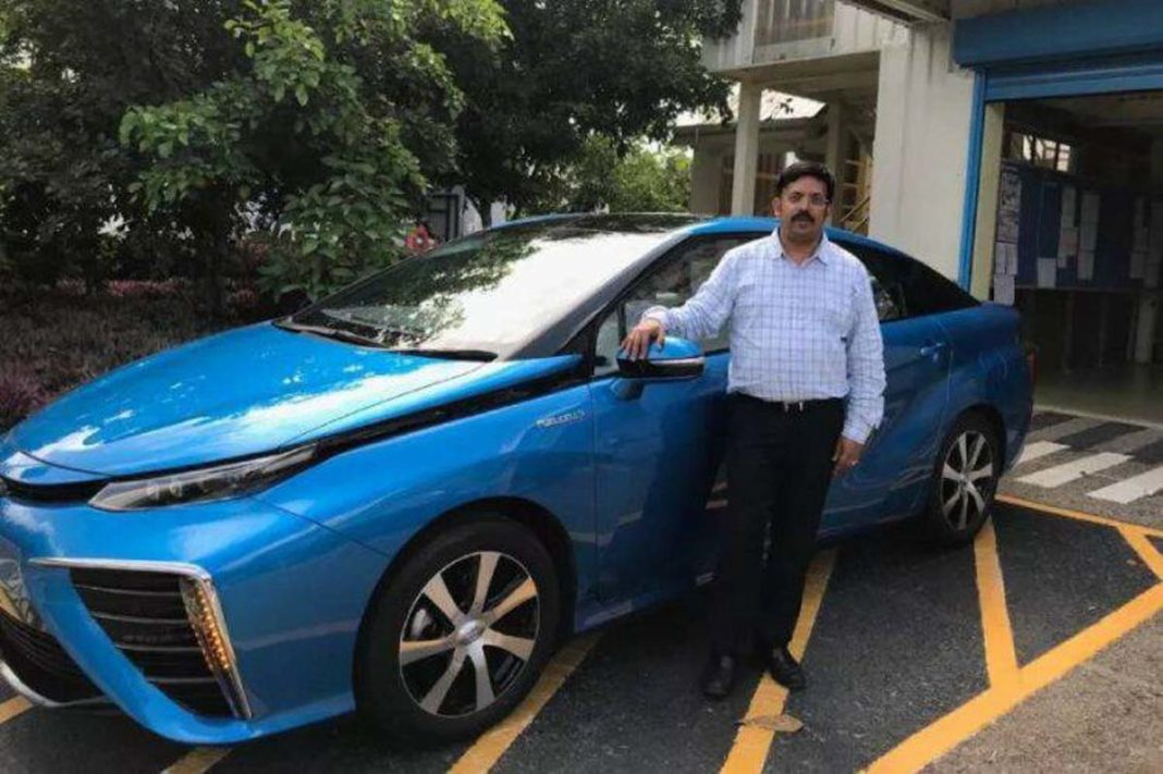Toyota Mirai Fcv Arrives In India Launch Likely At 2020 Auto Expo