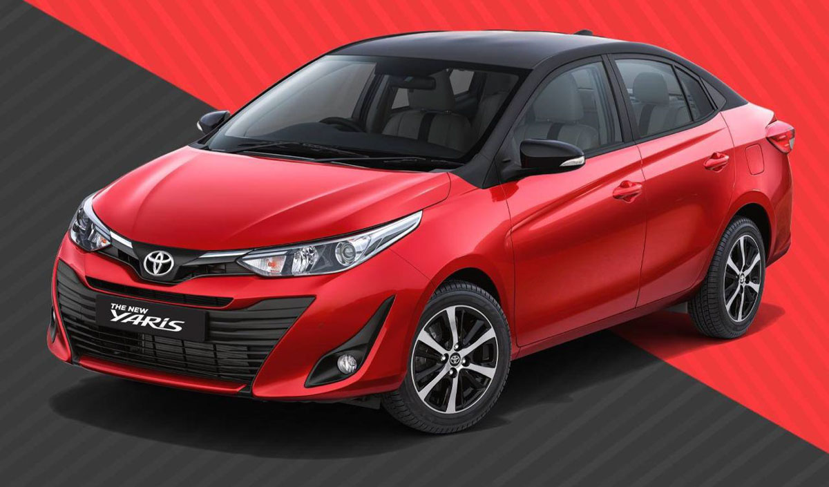 Toyota GA-B platform unveiled, likely to underpin new Yaris