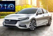 2020 Honda City To Get All-Digital Instrument Cluster, 3 Engine Option