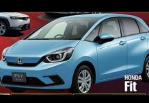 2020 Honda Jazz Leaked_