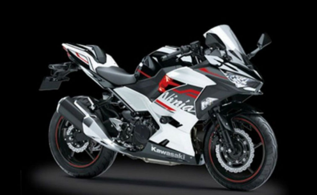 2020 Kawasaki Ninja 250