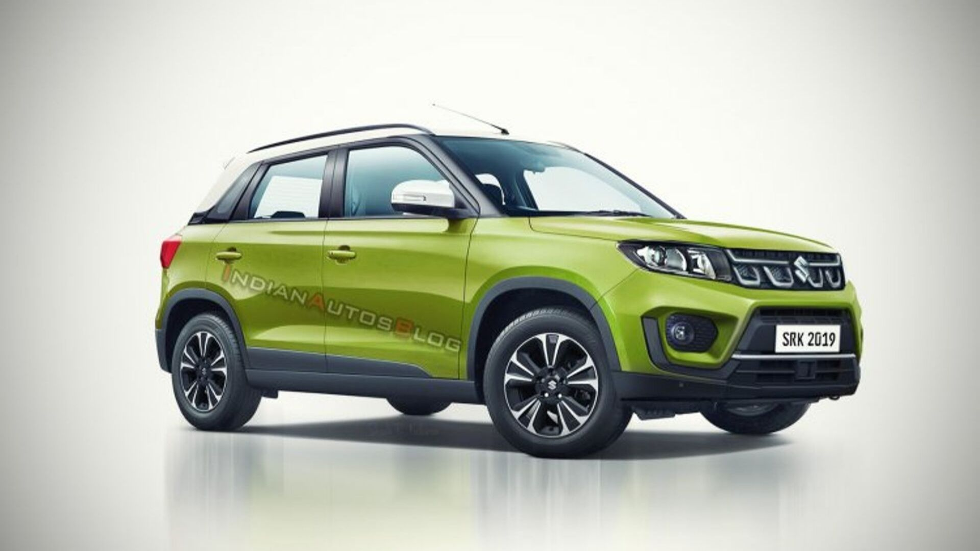 Upcoming 2020 Maruti Vitara Brezza Facelift Imagined Based On Spyshot - GaadiWaadi.com thumbnail