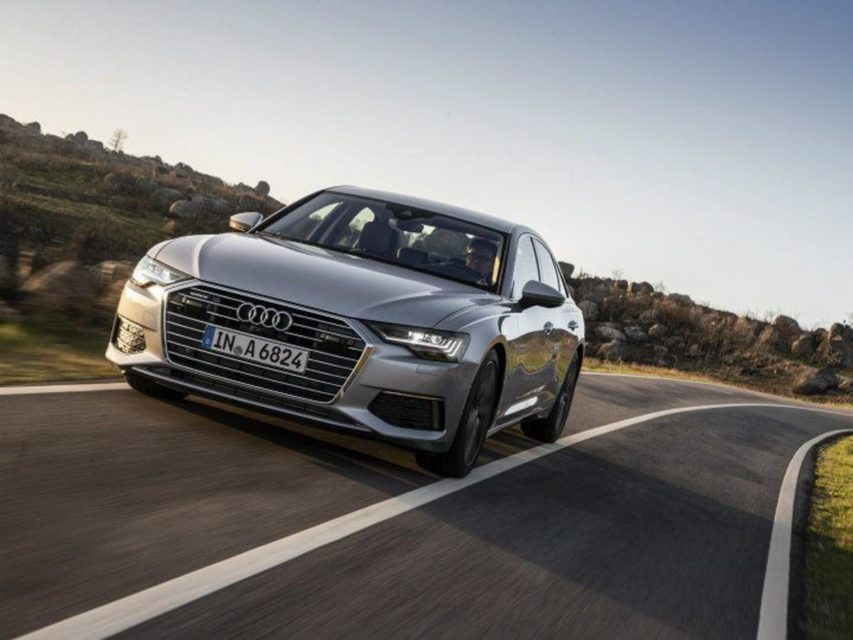 2020 audi a6 launched 1