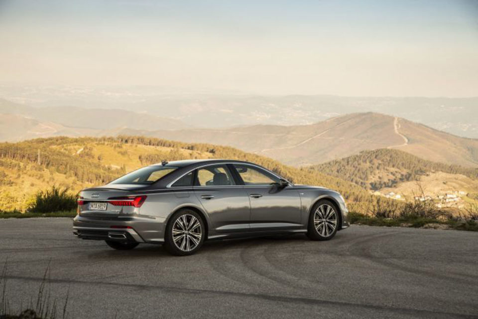2020 audi a6 launched 2