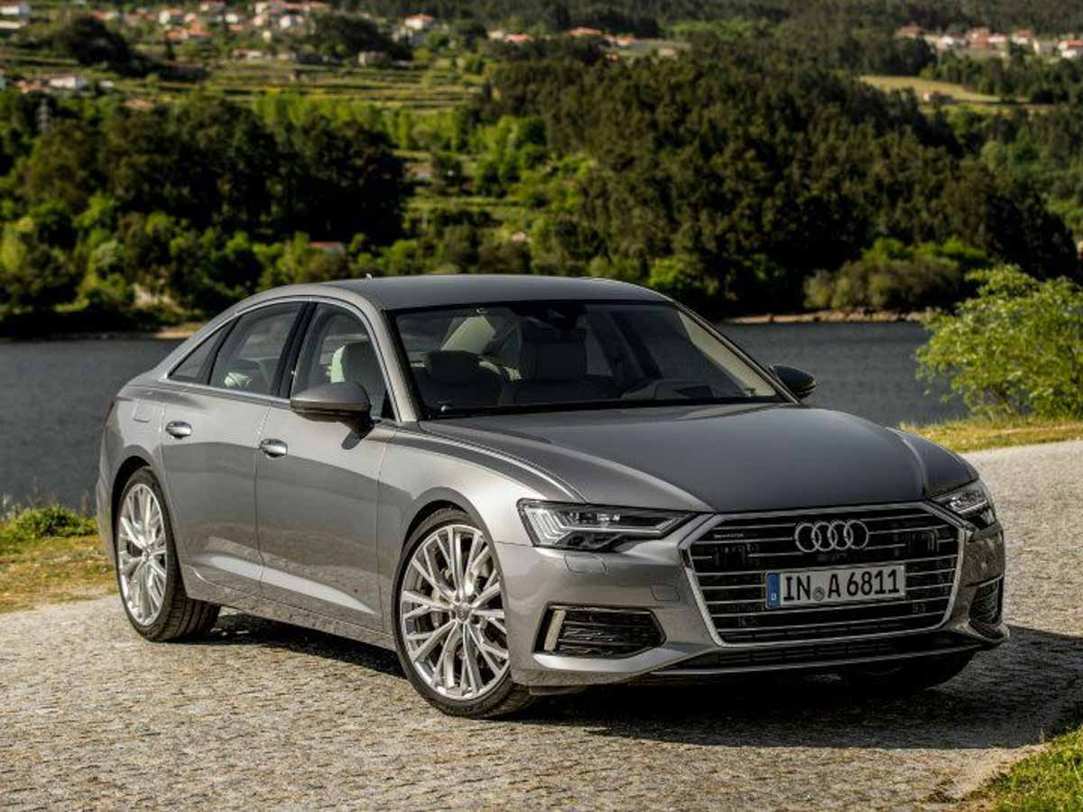 2020 audi a6 launched in india; priced from rs. 54.20 lakh