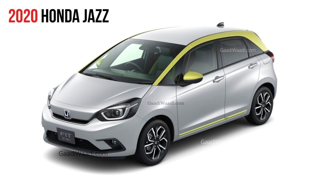 2020 honda jazz fit 2